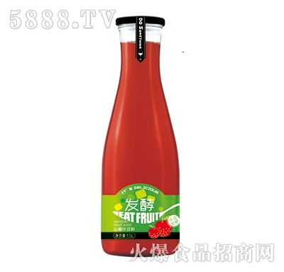 膳鑫园发酵山楂汁1.5L