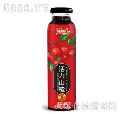 膳鑫园活力山楂果味饮料300ml