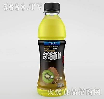 优利卡冷榨猕猴桃汁550ml