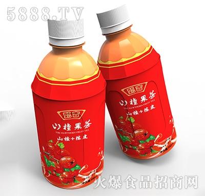 甄吉山楂果茶350ml