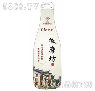 永和升迪徽磨坊燕麦豆奶1.25L