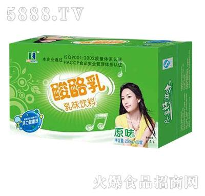 仿山龙潭酸酪乳250mlx20盒