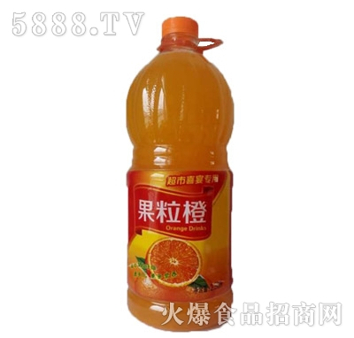恒伟怀神果粒橙2.5L