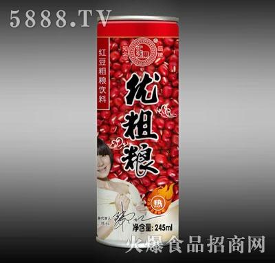 汇之果红豆粗粮饮料245ml