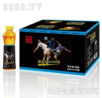 强体能量强化型维生素饮料箱600mlx15瓶