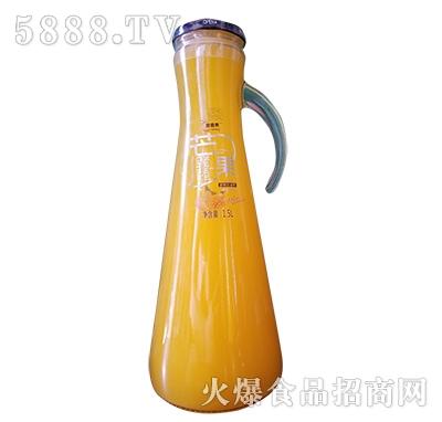 醇香果芒果汁1.5L