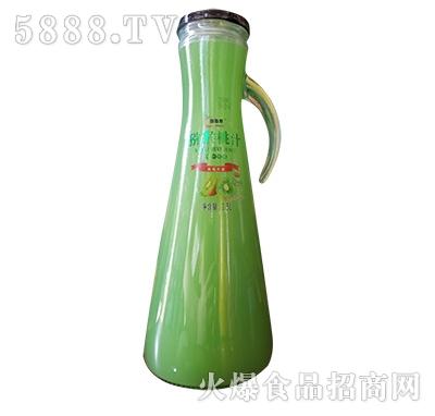 醇香果猕猴桃汁1.5L