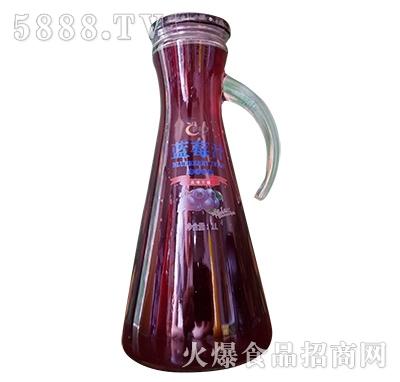 醇香果蓝莓汁1L