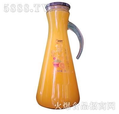 醇香果香橙汁1L