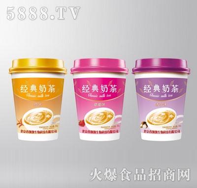 香级乐奶茶80g