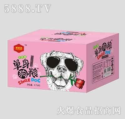 洛必客单身狗粮干吃面酸白菜味3.75kg