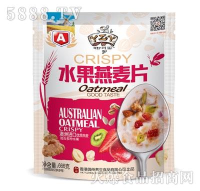 鼎立牌水果燕麦片(袋)