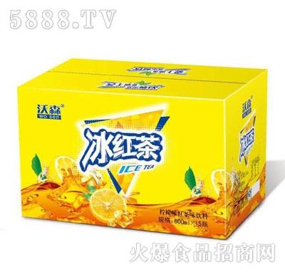 沃森冰红茶600mlX15