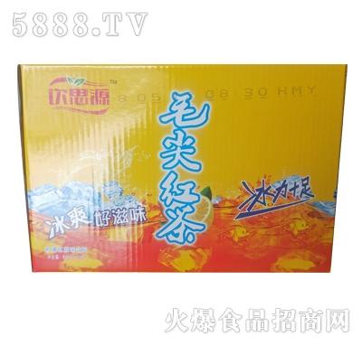 饮思源毛尖红茶500mlx15瓶