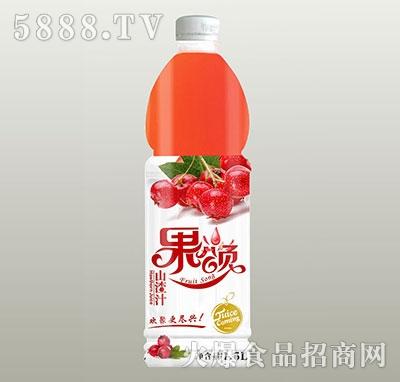 果颂山楂汁1.5L