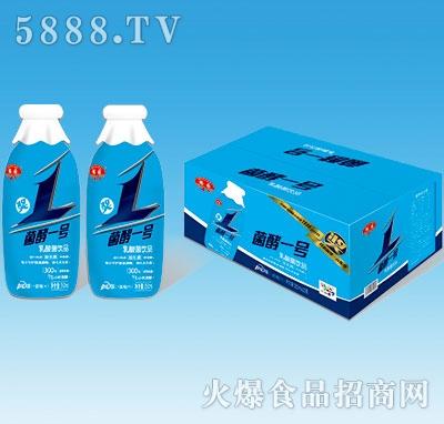 鹤园菌酵一号乳酸菌饮品+蓝莓汁