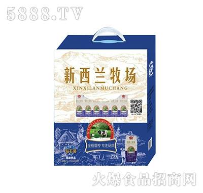 新西兰牧场果味饮品215mlx12盒