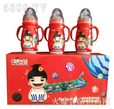黄逗菌儿童配制型含乳饮料(红箱装)