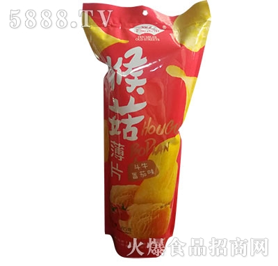 十里古街猴菇薄片斗牛番茄味85g