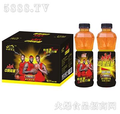 中奥能量牛磺酸强化维生素饮料600mlx15瓶