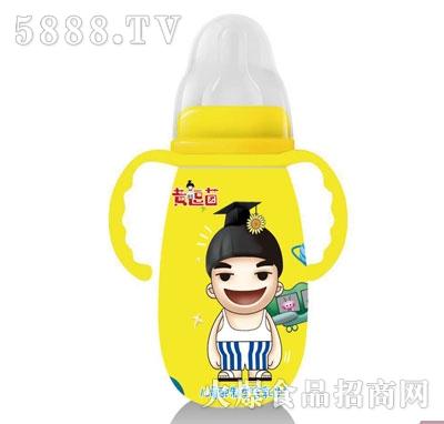 黄逗菌儿童配制型含乳饮料