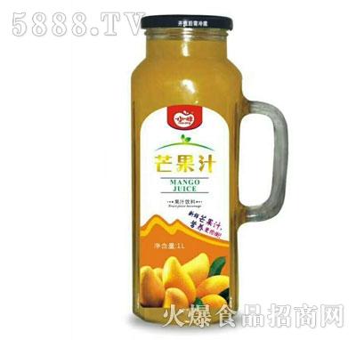 一小一样芒果汁饮品1L