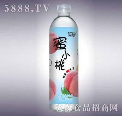 蓝翔蜜小桃蜜桃味果味饮料500ml