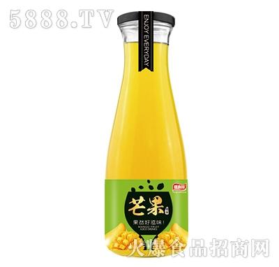 膳鑫园芒果果味饮品1L