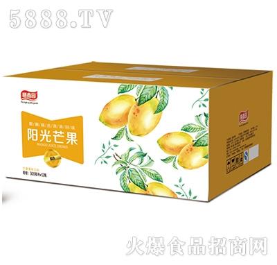 膳鑫园阳光芒果汁饮料300mlx20瓶