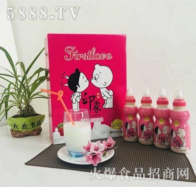 印象发酵乳酸菌饮品草莓味200ml箱装