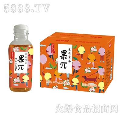 膳鑫园果π茉莉蜜茶500x15瓶