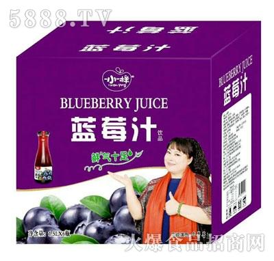 一小一样蓝莓汁1.5LX6