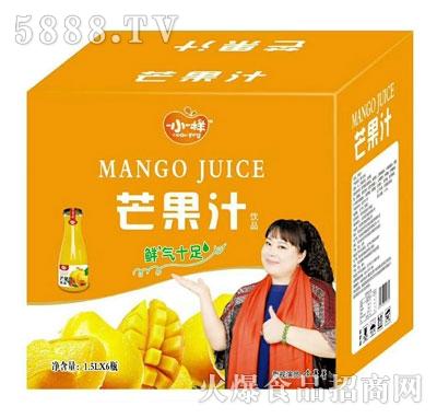 一小一样芒果汁1.5LX6