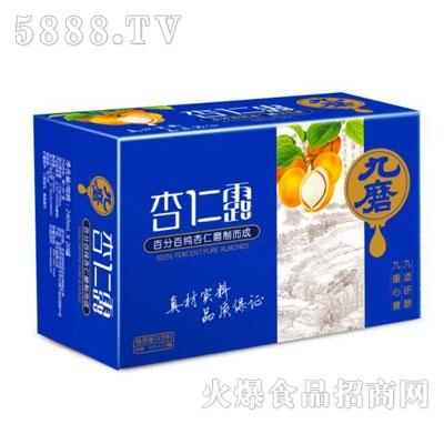 九磨杏仁露植物蛋白饮料(箱)
