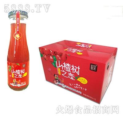 媚果山楂树之恋山楂汁330mlx15瓶