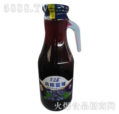 美汁恋冷榨蓝莓汁饮料