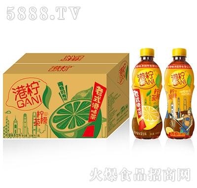港柠柠檬味茶饮料500mlx15瓶