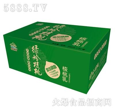 绿岭核桃乳箱
