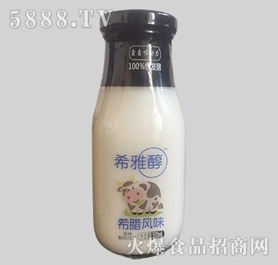 希雅醇希腊风味酸奶300ml