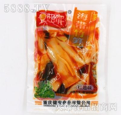 豆想你海带竹笋红油味