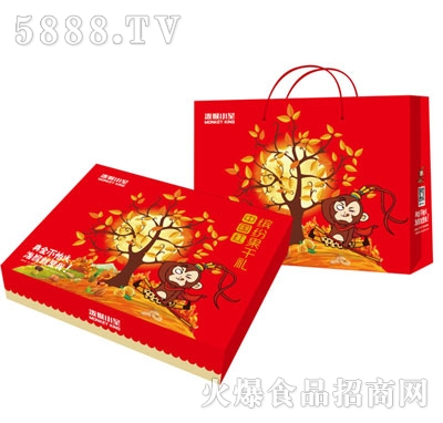 泼猴小圣缤纷果干礼盒