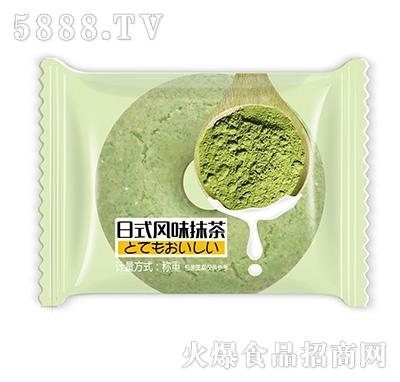 日式风味抹茶饼干