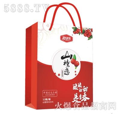 量动宝山楂恋山楂汁(袋)