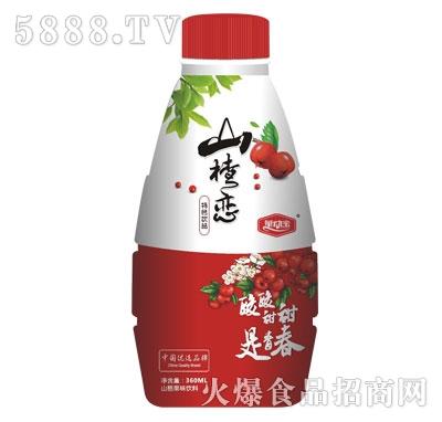 量动宝山楂恋山楂汁360ml