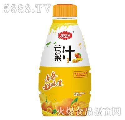 量动宝芒果汁