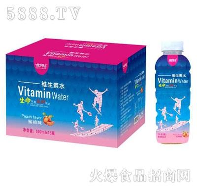 运动范儿维生素水蜜桃味