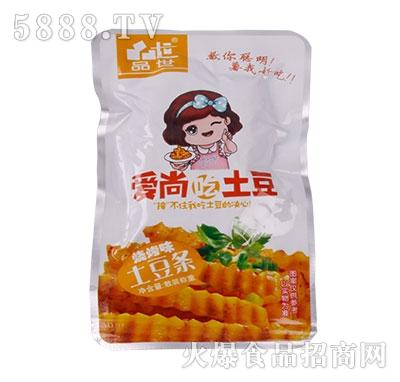 品世爱尚吃土豆烧烤味