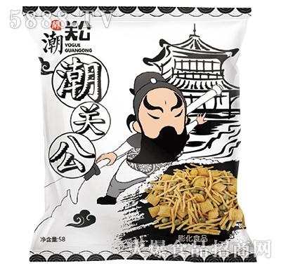 潮关公膨化食品58g