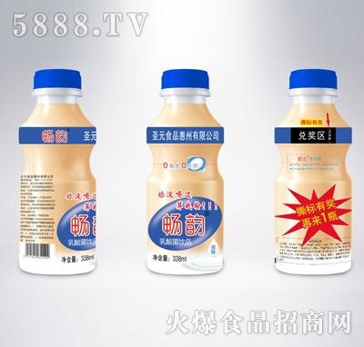 畅韵原味乳酸菌饮品338ml