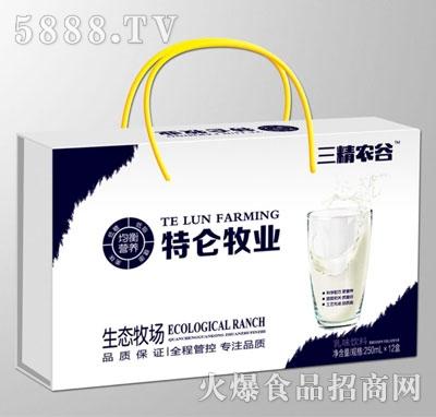 三精农谷特仑牧业乳味饮料(箱)